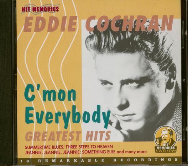 C´mon Everybody - Greatest Hits (CD)