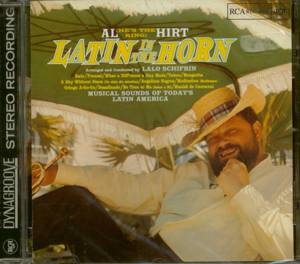 Latin In The Horn (CD)