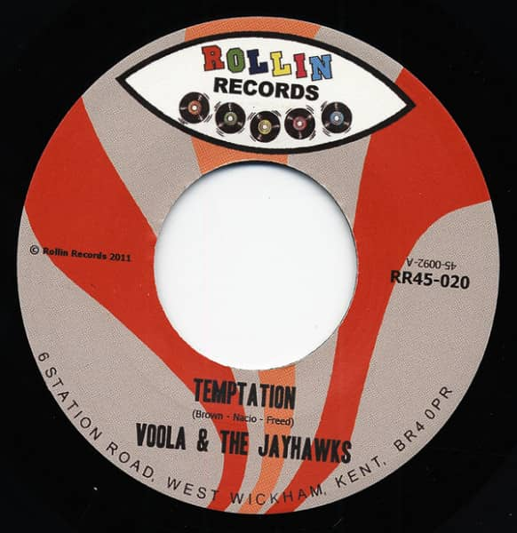 Temptation - You Sure Don't Love Me 7inch, 45rpm