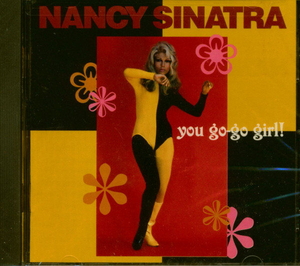 You Go-Go Girl (CD)