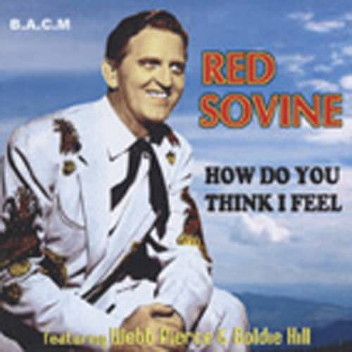 How Do You Think I Feel (CD-R)