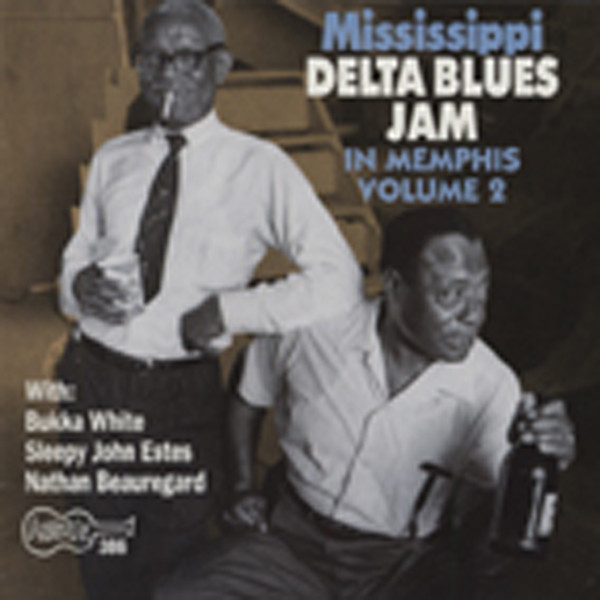 Memphis Blues Jam Vol.2