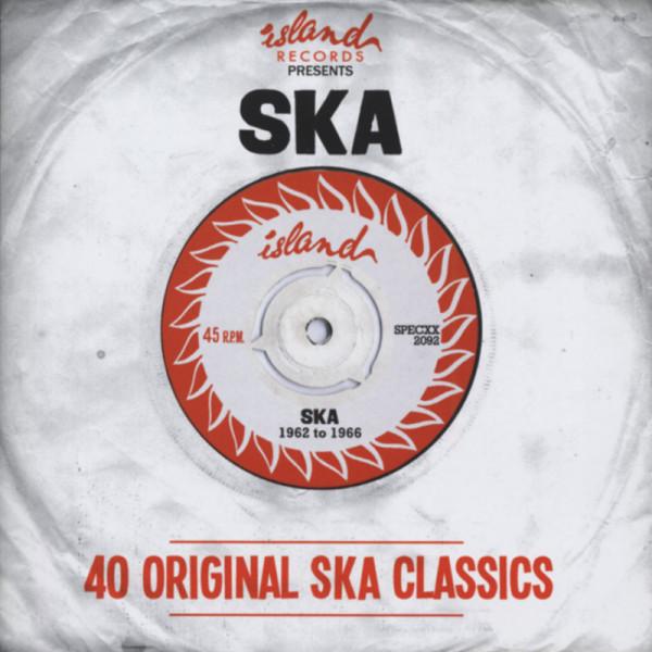Island Records Present - SKA 1962-66 (2-CD)
