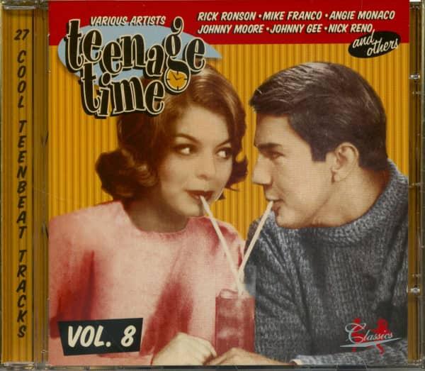 Teenage Time Vol.8 (CD)