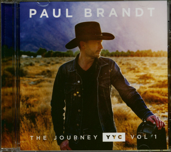 The Journey YYC Vol.1 (CD)