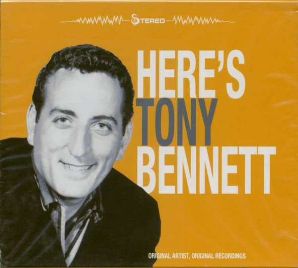 Here's Tony Bennett (CD)