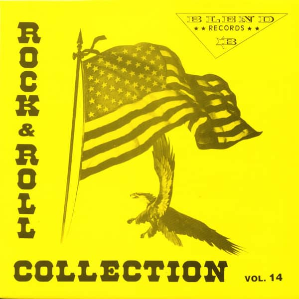 Rock & Roll Collection Vol.14 (LP)