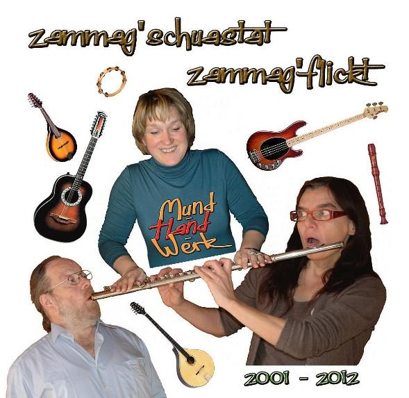 Zammag'schustat (2-CD)