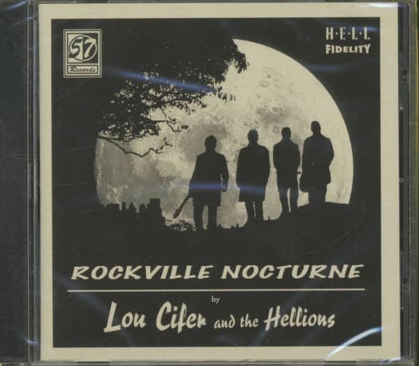 Rockville Nocturne (CD)