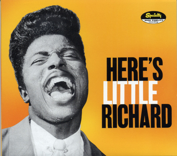 Here's Little Richard...plus (2012) Limited