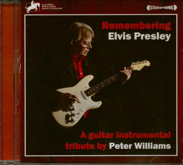 Remembering Elvis Presley (CD)