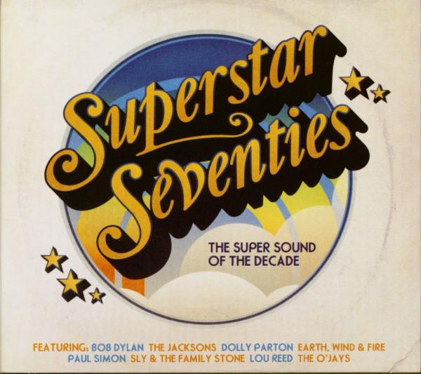 Superstar Seventies (3-CD)