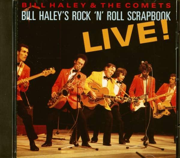 Rock 'N' Roll Scrapbook - Live (CD)