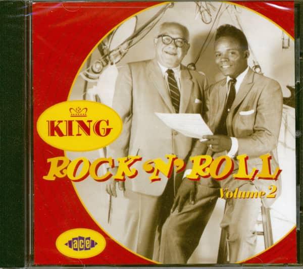 King Rock & Roll Vol.2 (CD)