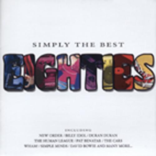Eighties - Simply The Best (2-CD)