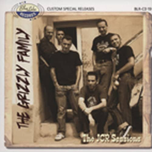 The JCR Sessions - Papersleeve - Custom Series