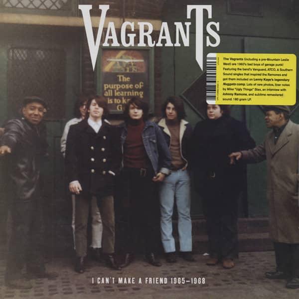 I Can't Make A Friend 1965-68 (180g Vinyl)