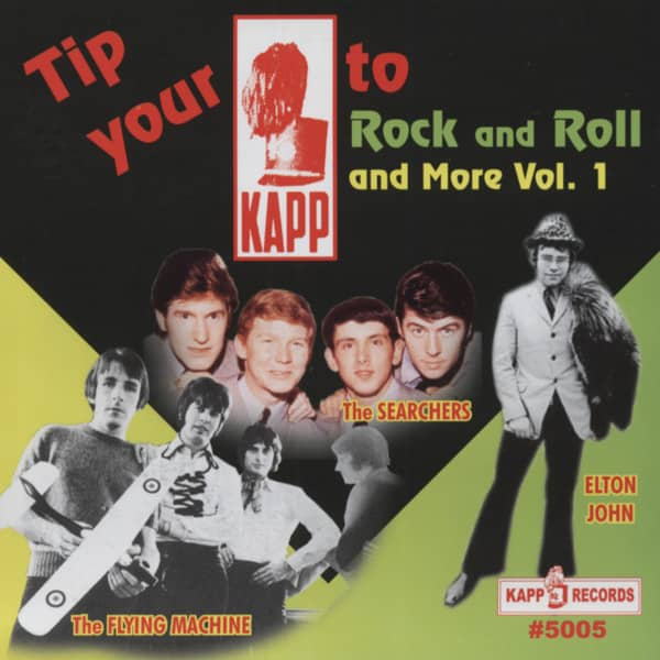 Tip Your Kapp To Rock And Roll, Vol.1