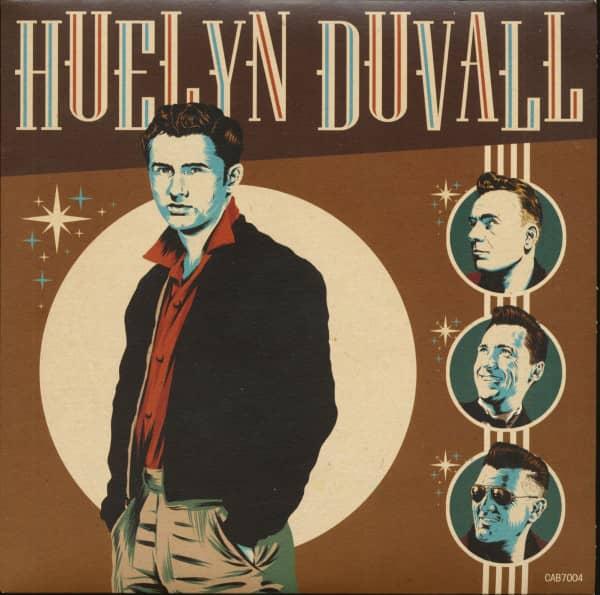 Huelyn Duvall (7inch, EP, 45rpm, PS)