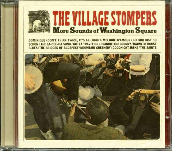 More Sounds Of Washington Square (CD)