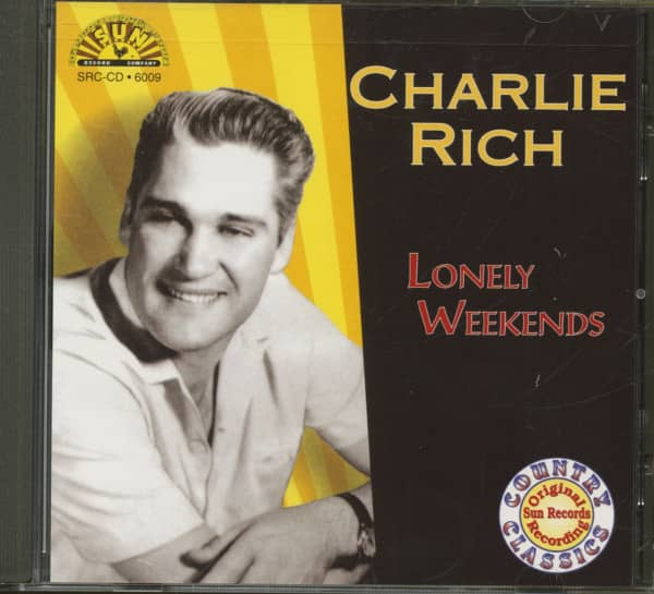 Lonely Weekends (CD)
