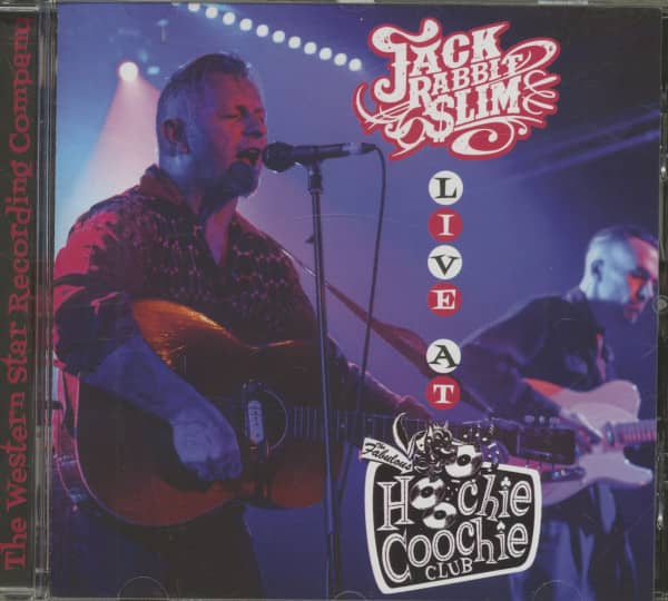 Live At The Hoochie Coochie Club (CD)