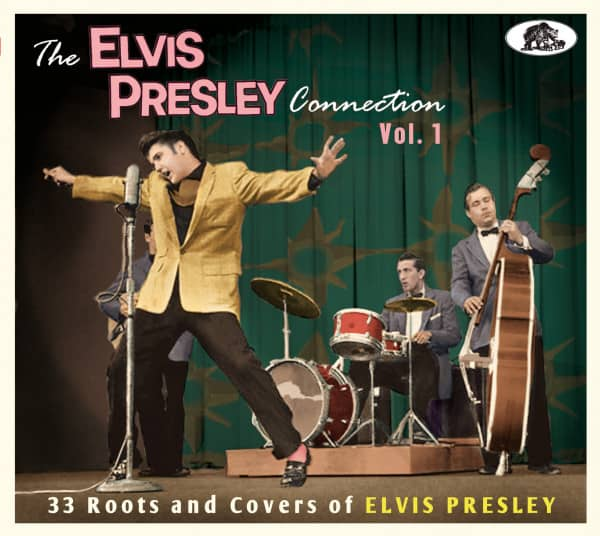 The Elvis Presley Connection Vol.1 (CD)