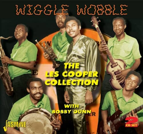 Wiggle Wobble - The Les Cooper Collection (2-CD)