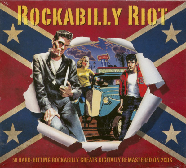 Rockabilly Riot (2-CD)