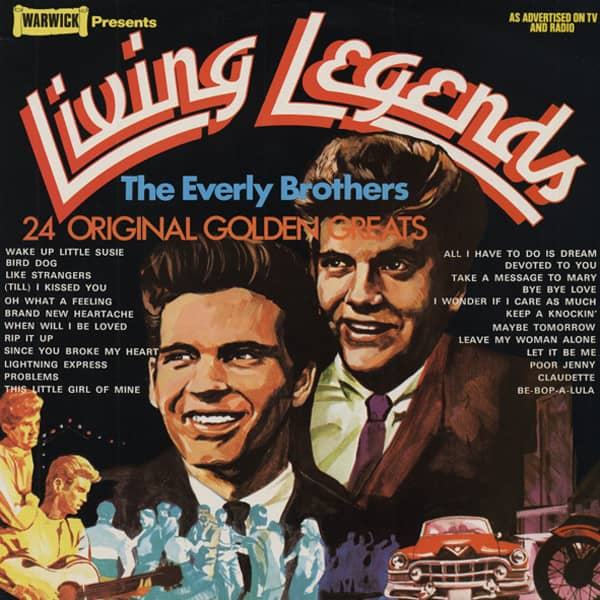 Living Legends - 24 Original Golden Greats