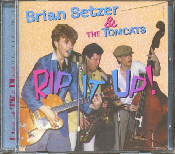 Rip It Up - Live At TK's Place, May 30, 1980, First Set (CD)