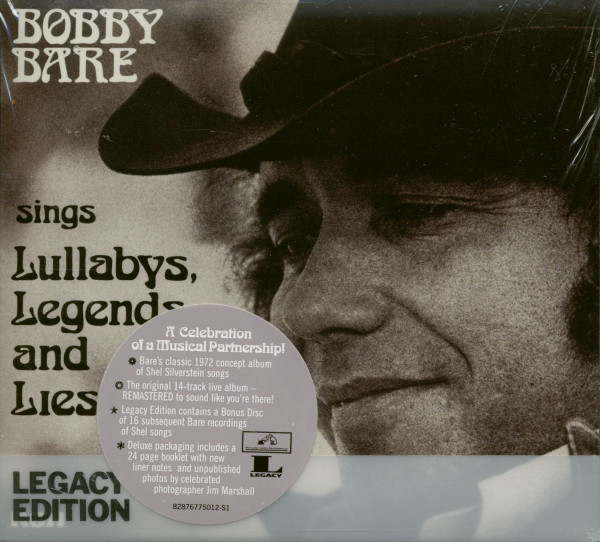 Lullaby, Legends And Lies - Legacy Edition (2-CD)
