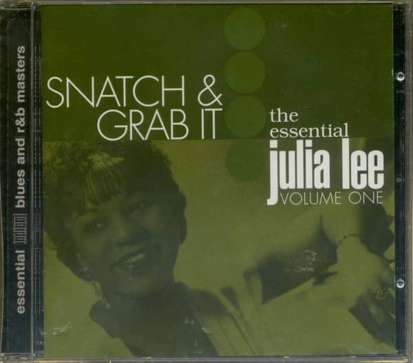 Snatch & Grab It - The Essential Vol.1