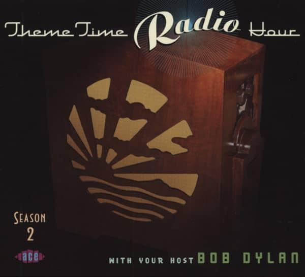 Vol.2 Bob Dylan's Theme Time Radio Hour 2-CD