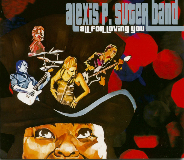 All For Loving You (CD)