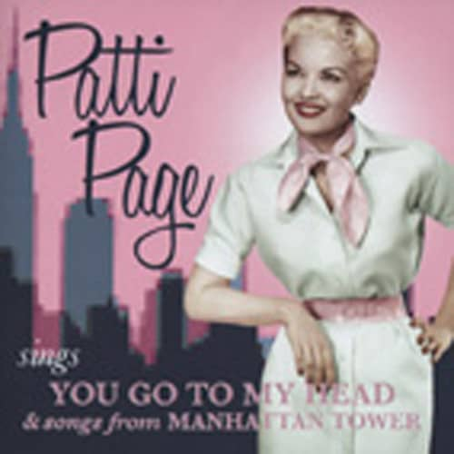 You Go To My Head & Songs From Manhattan Towe