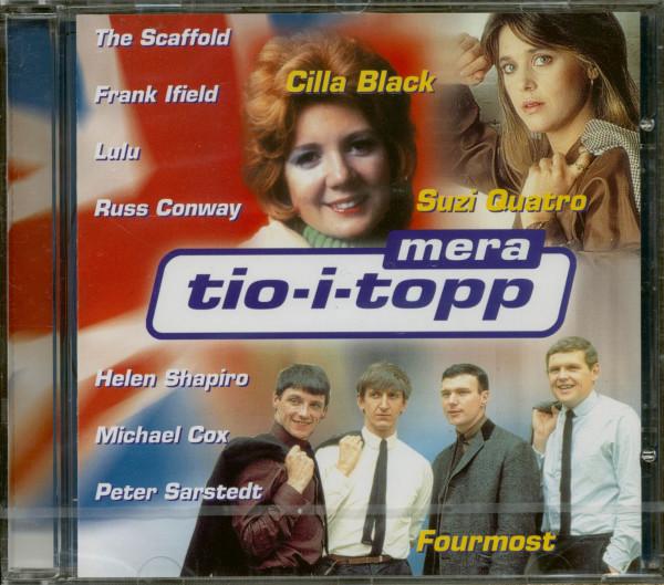 Mera Tio-I-Topp (CD)