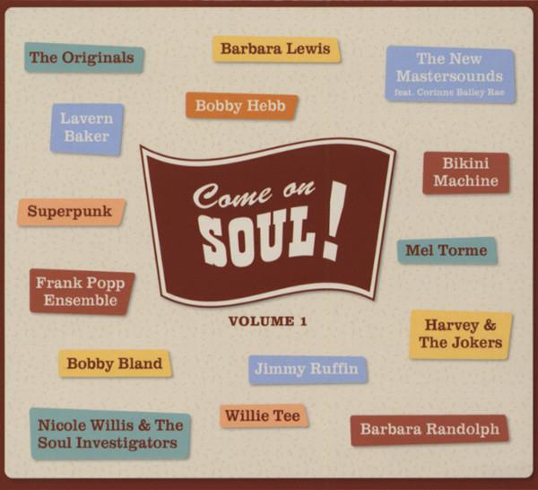 Come On Soul! (Dancefloor Faves)