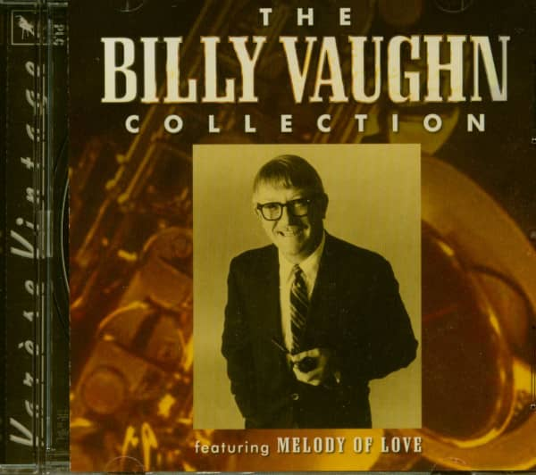 The Billy Vaughn Collection (CD)