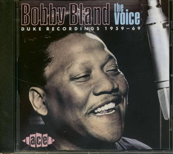 The Voice - Duke Recordings 1959 - 1969 (CD)
