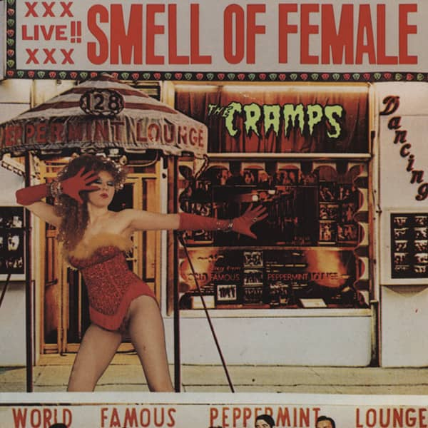 Smell Of Female - 45RPM Mini Album
