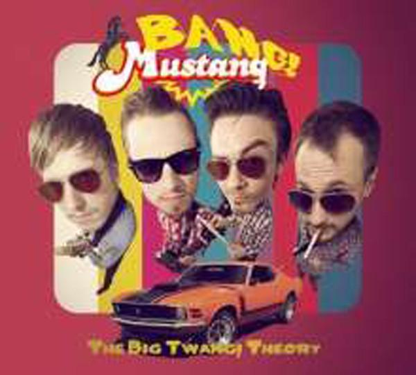 The Big Twang! Theory (2013)