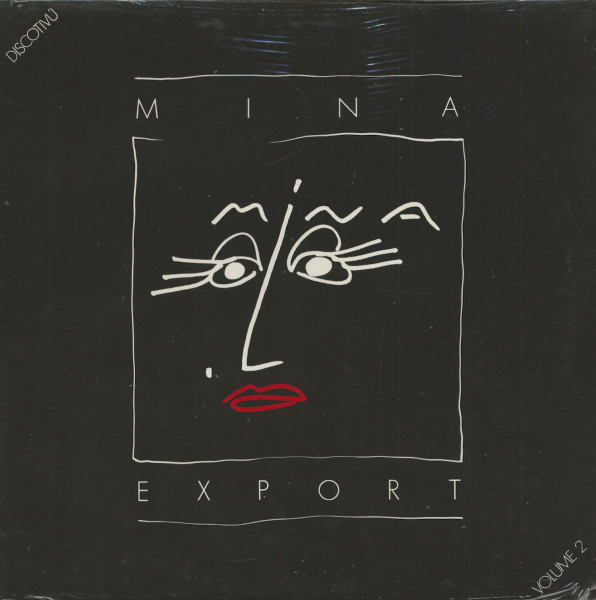 Mina - Export Vol.2 (LP)