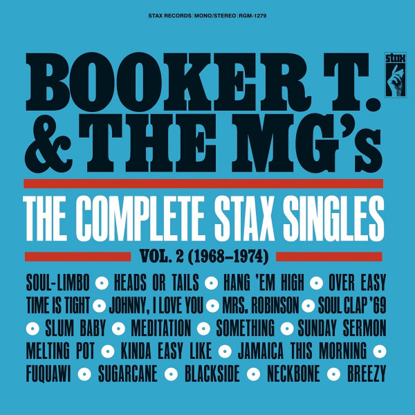 The Complete Stax Singles Vol.2 1968-1974 (2-LP, Red Vinyl, Ltd.)