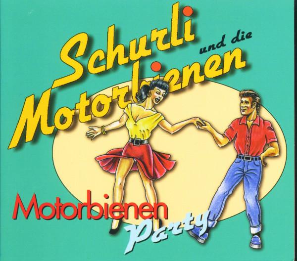 Motorbienen Party (CD)