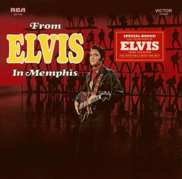 From Elvis In Memphis (2-CD)