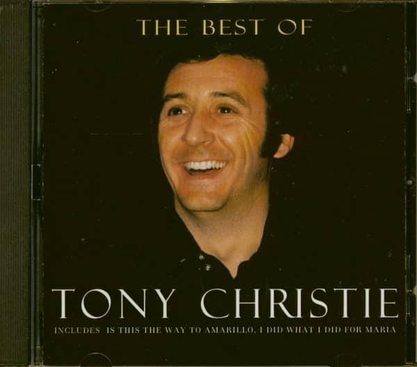 The Best Of - Tony Christie (CD)