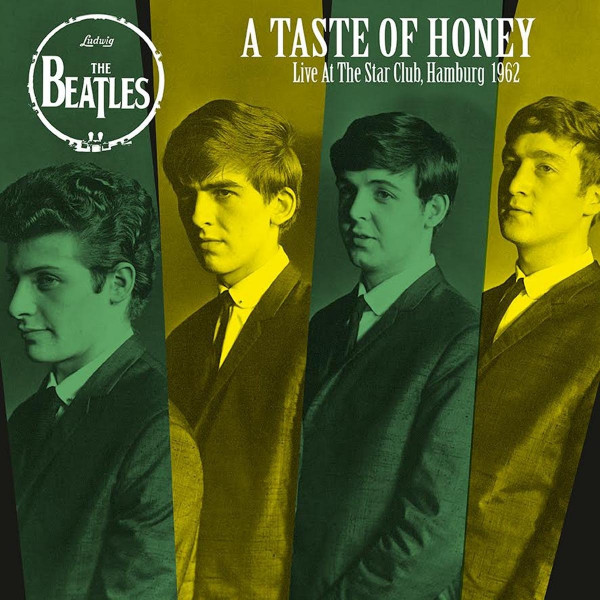A Taste Of Honey: Live At The Star Club, Hamburg 1962 (LP)