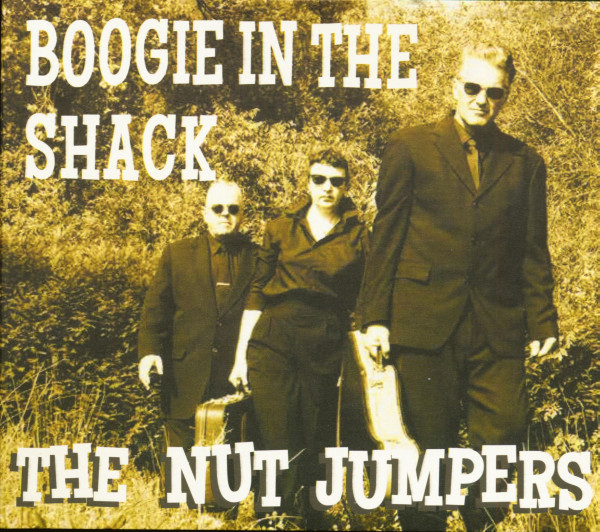 Boogie In The Shack (CD)