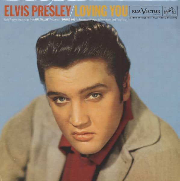 Loving You (LP, 180g Vinyl, Ltd.)
